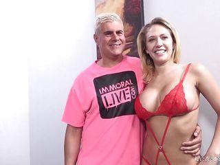 Порно пышные блондинки
